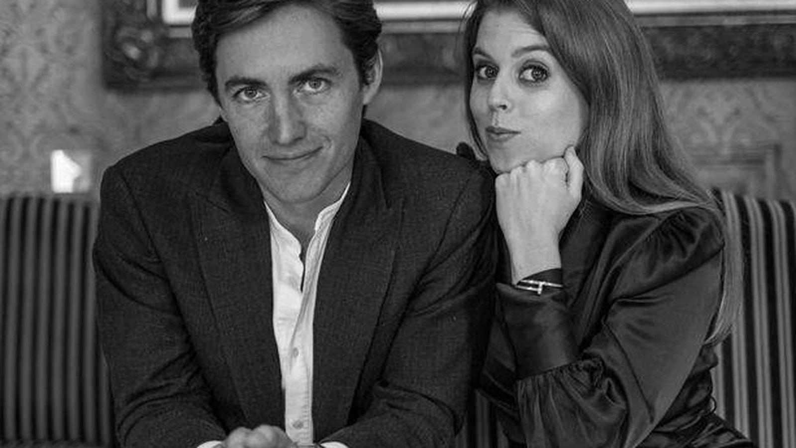 Foto: Beatriz y Edo. (Misan Harriman)
