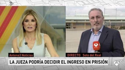 Un reportero de Antena 3 sufre un infarto mientras informaba desde Soto del Real