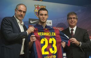 El Camp Nou pitó a Zubi... y eso que aún no conocía la recaída de Vermaelen