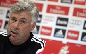 Ancelotti, sobre Xabi: Fue una sorpresa, pero hay que dejarle ir