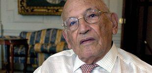 Post de Muere Francisco Rodríguez Adrados, filólogo y académico de la RAE