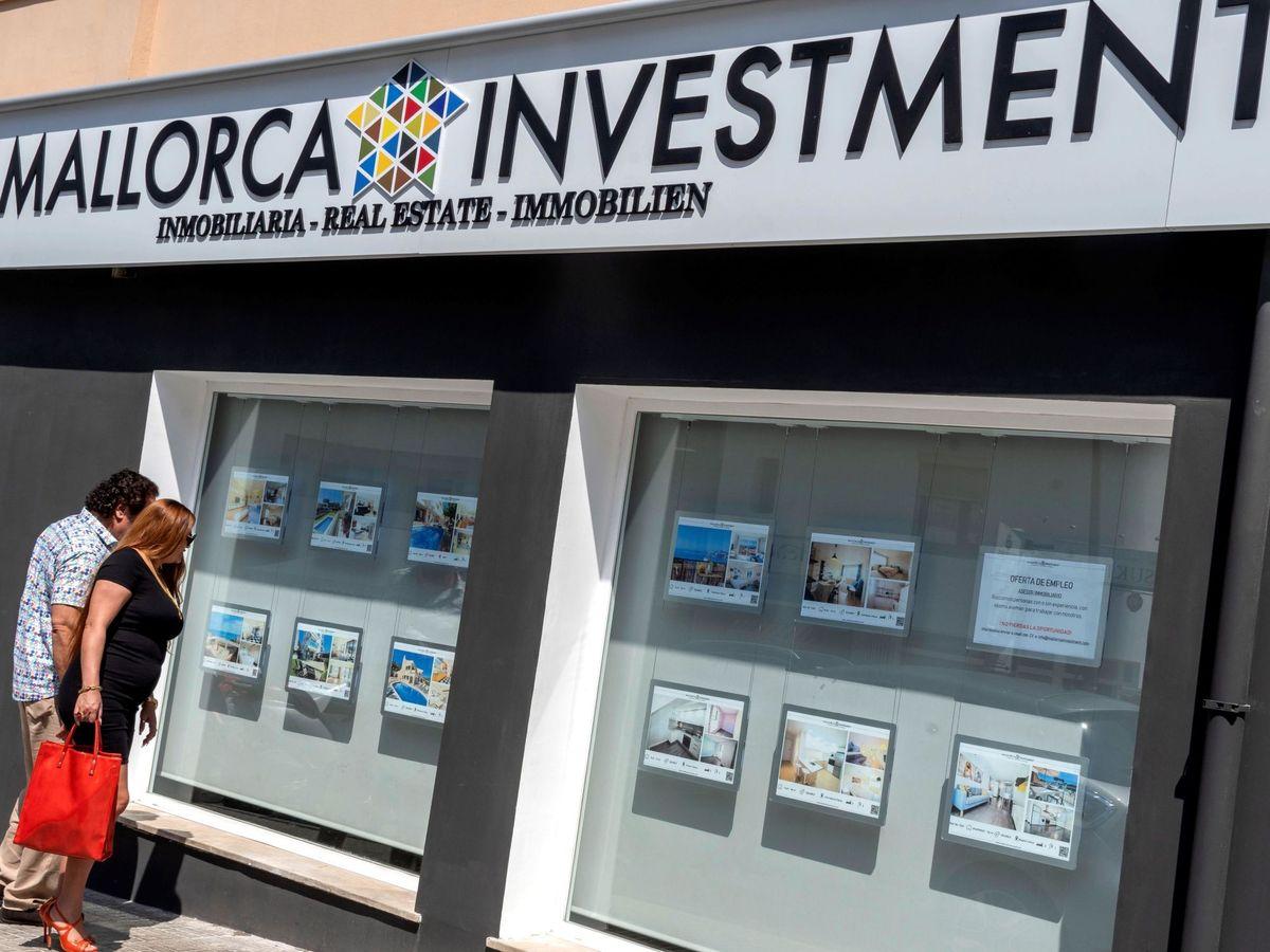 Foto: Sector inmobiliario en Baleares