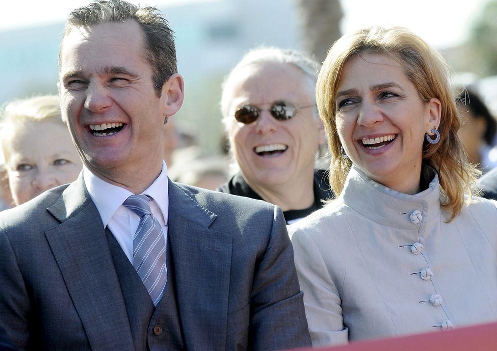Foto: Los duques de Palma, en una imagen de archivo (Gtres)