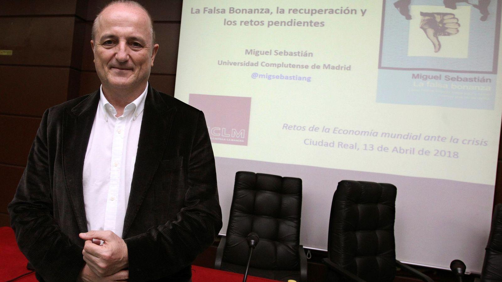 Foto: El exminisro Miguel Sebastián. (EFE)