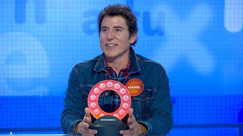 Manel Fuentes, presentador visto y no visto de 'Pasapalabra'