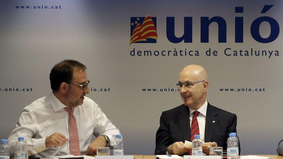 Convergència da un ultimátum a Duran para que se decida a apoyar el proceso de Mas