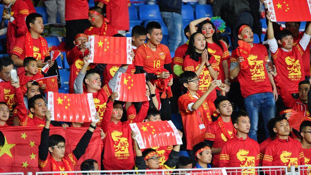 Los aficionados chinos creen que ni en un Mundial de 48 equipos estará China