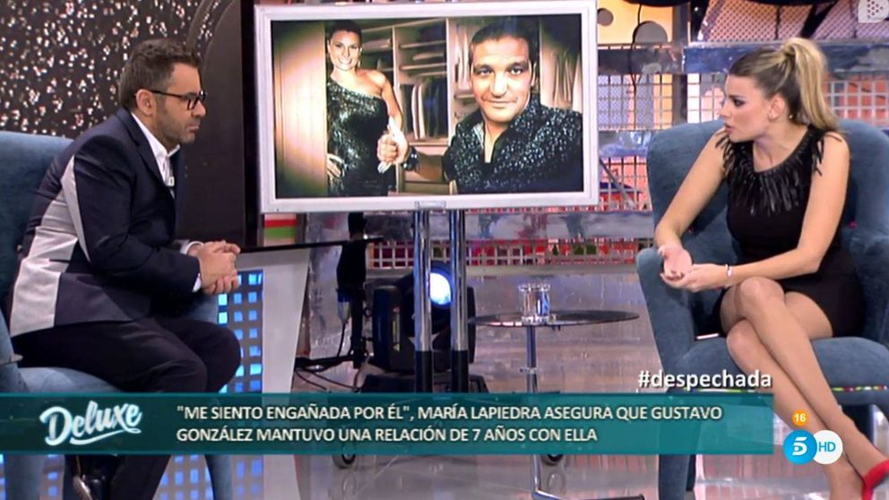Así humilló 'Sálvame' a María Lapiedra para tapar la infidelidad de Gustavo