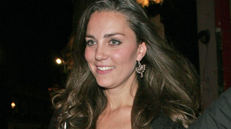 Kate Middleton, en 2007. (Cordon Press)