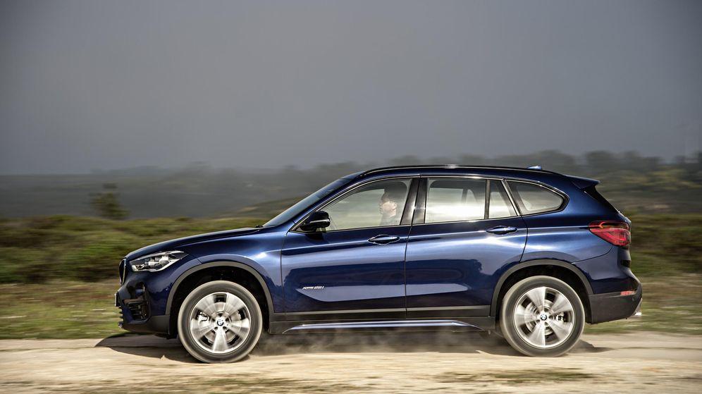 Foto: Nuevo BMW X1 desde 32.400 euros