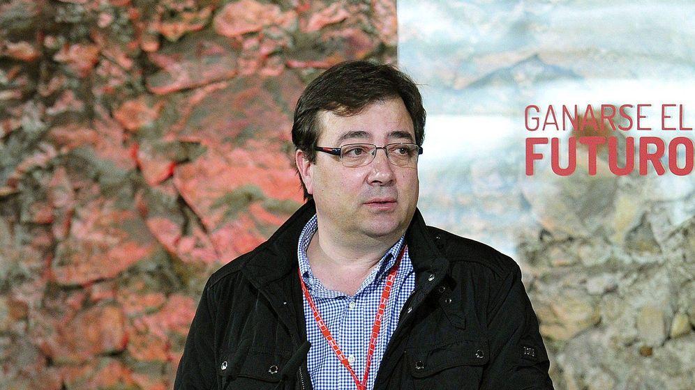 Foto: El presidente de Extremadura, Guillermo Fernández Vara (EFE)