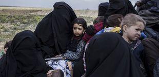 Post de Un Califato de solo dos kilómetros: así sobreviven hacinados los últimos del ISIS