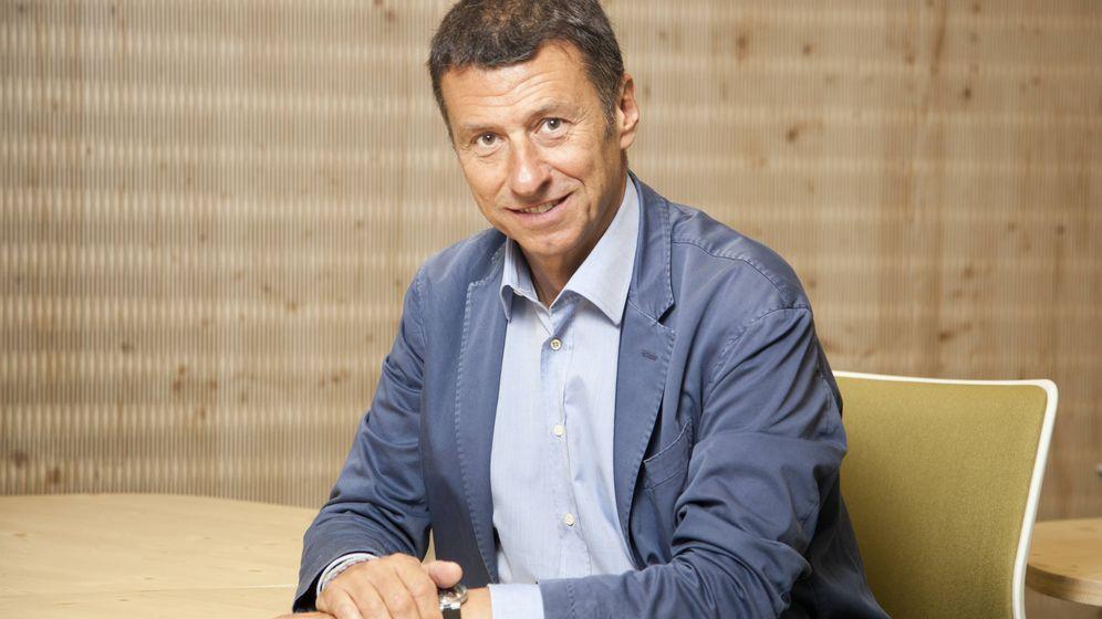 Foto: Paolo Tafuri, director general de Danone España.