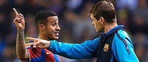 Foto: El Barcelona ya sabe que Thiago ha elegido al Manchester United