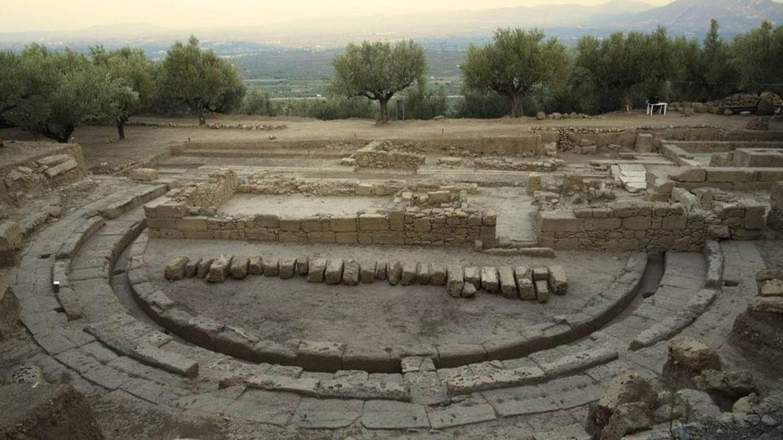 Así es Thouria, la ciudad perdida de Grecia que se describía en la Ilíada