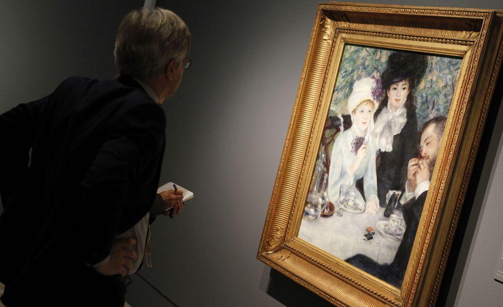 Foto: Renoir, el rey de los sentidos