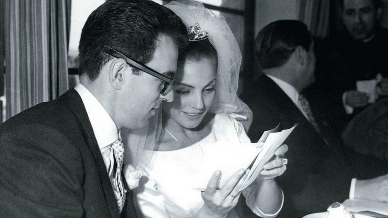 Augusto Algueró y Carmen Sevilla. (EFE)