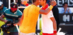 Post de Nadal gana a Djokovic y supera a Federer en victorias en torneos de Masters 1000