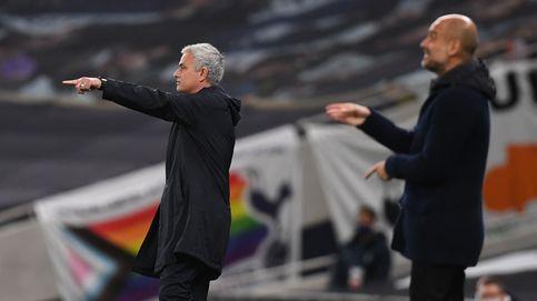 El City de Guardiola hunde al Tottenham de Mourinho y deja sin respuesta al técnico luso