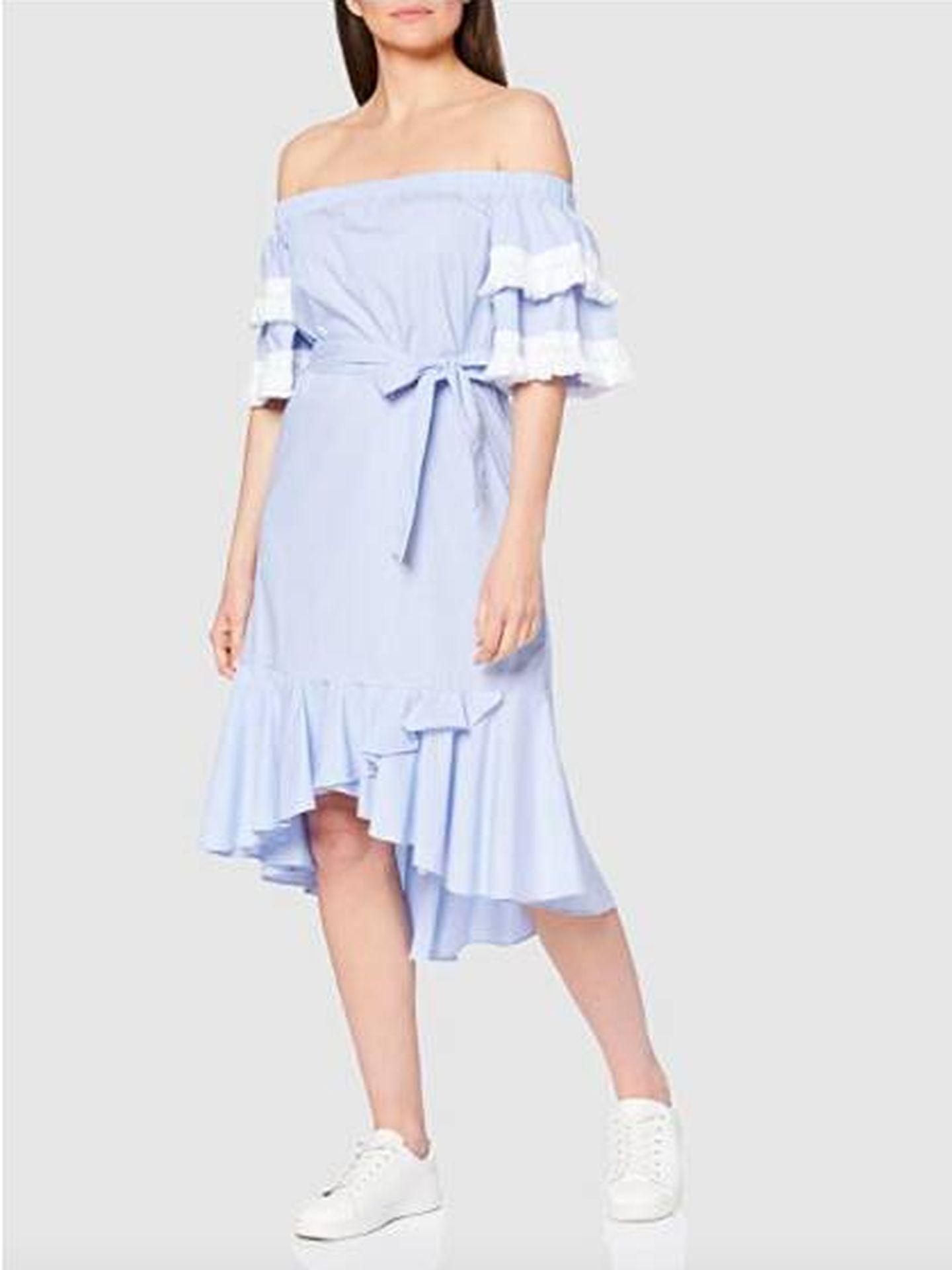 Vestido de Koton. (Cortesía)