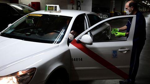 Madrid actualiza las normas para conductores de taxi y VTC en la fase 1