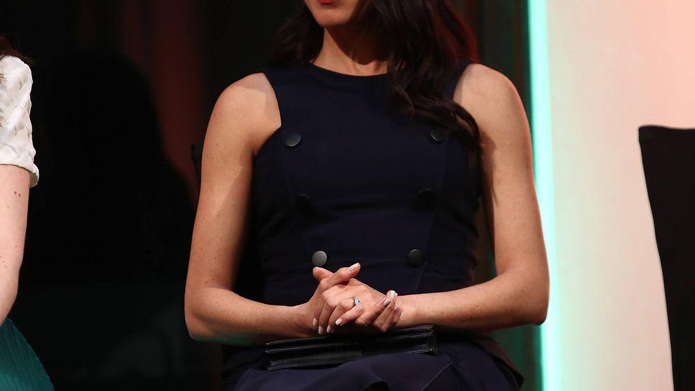Meghan Markle da la cara en plena 'tormenta' (y coincide con Pippa Middleton)