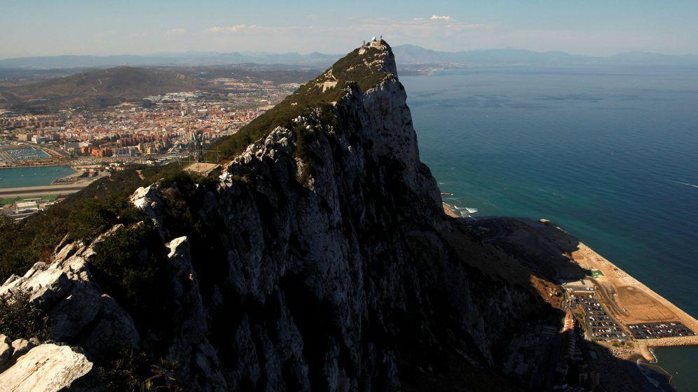 Foto: Miedo y conmoción en Gibraltar tras vencer el Brexit en el referéndum. (Reuters)