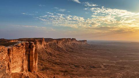 Descubren una terrorífica cueva con huesos humanos en Arabia Saudí