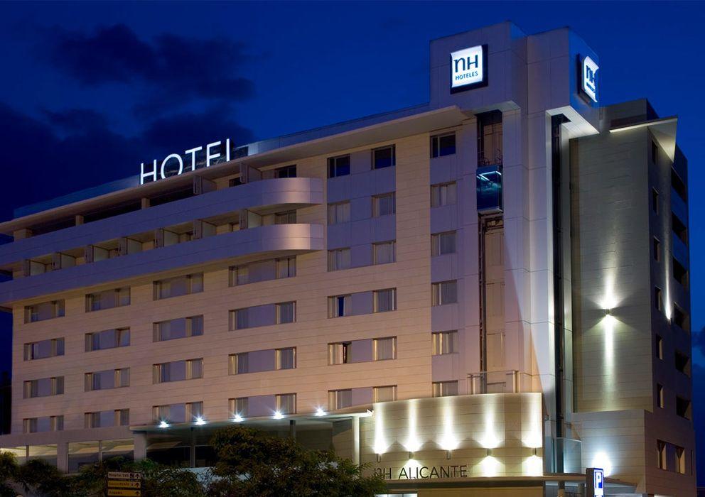 Foto: Hotel de NH en Alicante