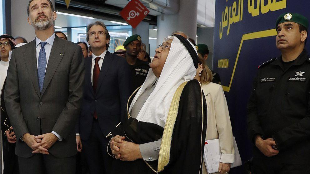 Felipe VI impulsa al consorcio español del AVE a La Meca: Acabará con éxito