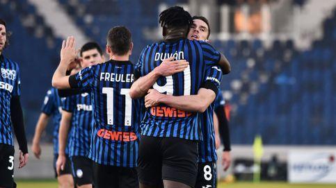 Así juega el Atalanta, rival del Real Madrid en la Champions