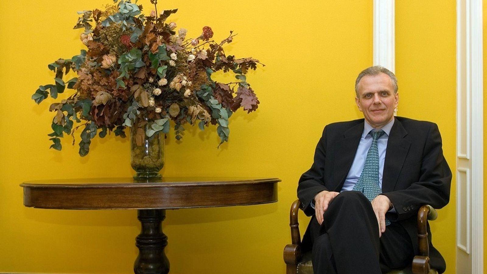 Foto: José Manuel García Collantes. (Foto: notariosyregistradores.com)