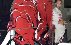En la F1 sólo vale humillar, ganar no es suficiente para Vergne