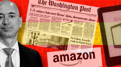 El dueño de Amazon, el otro 'español' entre los hombres más ricos del mundo