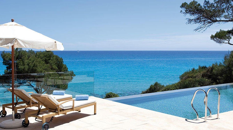 Viajes en espa a los hoteles con vistas al mar m s for Hoteles segovia con piscina