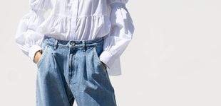 Post de Los vaqueros de Zara que han agotado varias tallas en menos de una semana en web