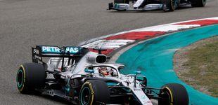 Post de Resultado de Fórmula 1: victoria de Hamilton y golpe de Mercedes a Ferrari con Sainz 14º