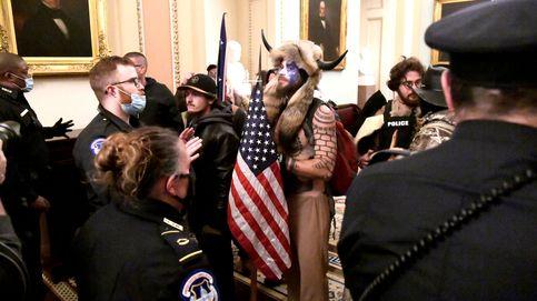 Si en lugar del Capitolio fuese el Congreso, ¿podrían los asaltantes ser despedidos?