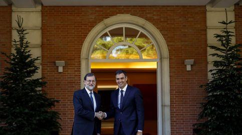 Rajoy y Sánchez pactan impedir todo intento de construcción de la república catalana