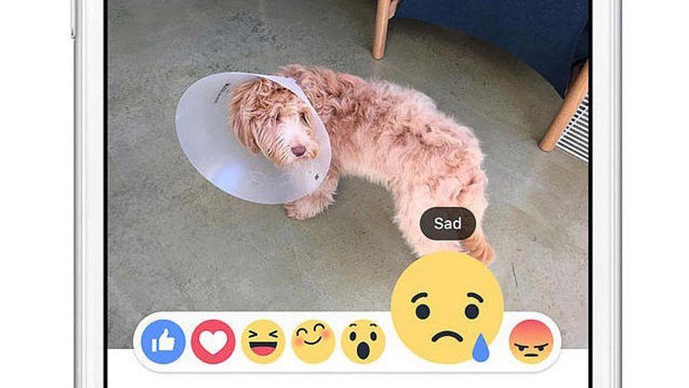 No habrá 'No me gusta': Facebook usará emoticonos para expresar emociones