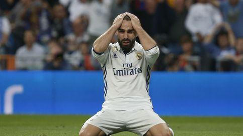 Carvajal: La expulsión de Sergio Ramos marca un poco el partido