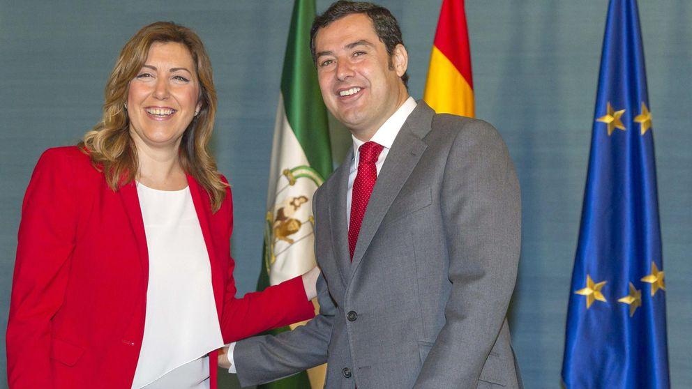 PSOE y PP se reparten sillones en Andalucía antes de las elecciones