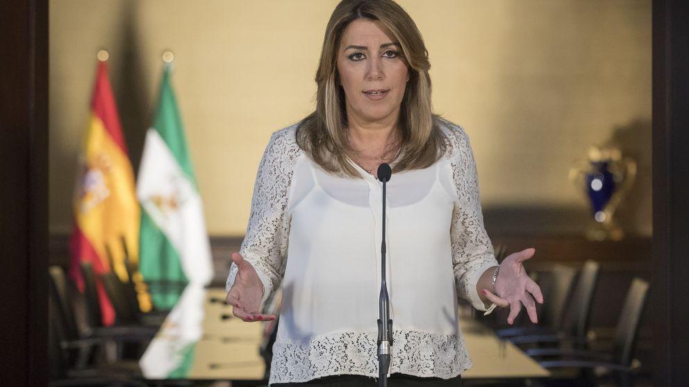 """Susana Díaz: """"Es un ataque gravísimo a la democracia que no vamos a tolerar"""""""