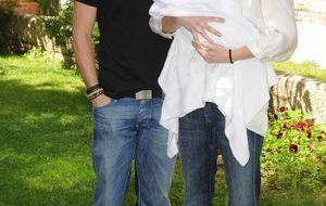 Amelia Bono y Manuel Martos, padres por tercera vez