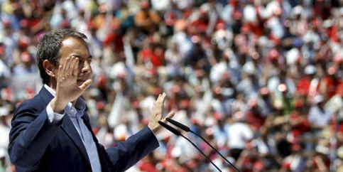 El PSOE cambia su último mitin para que Zapatero no coincida con los indignados de Sol