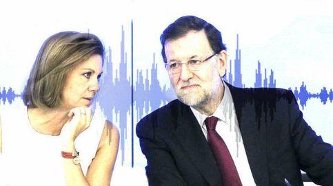 López del Hierro, a Villarejo: Su jefe [Rajoy] está de acuerdo con desarrollar esa línea...