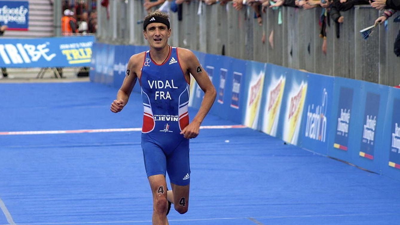 Fallece el triatleta Laurent Vidal, quinto en Londres 2012, de una parada cardíaca