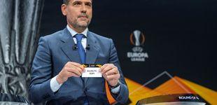 Post de El sorteo de la Europa League deja rivales asequibles para los equipos españoles