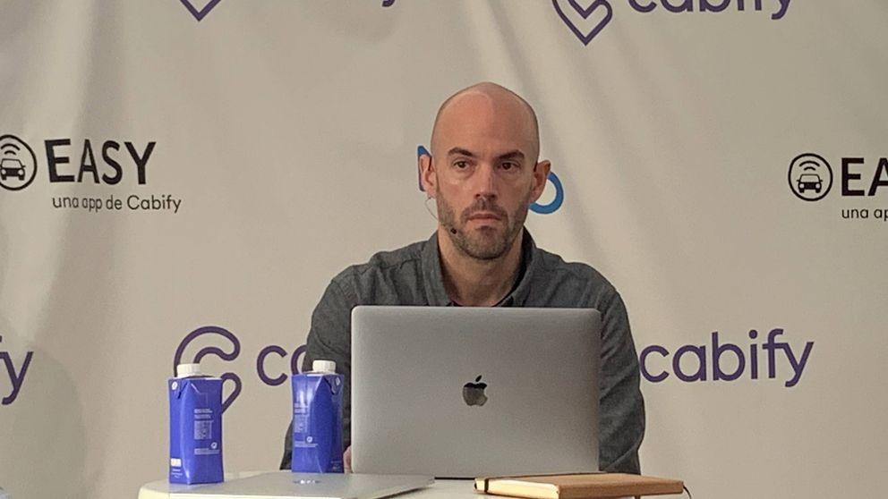El fundador de Cabify: Si la Generalitat aprueba su decreto, nos expulsa