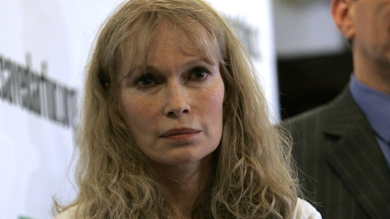 Mia Farrow, devastada tras la muerte de su hijo